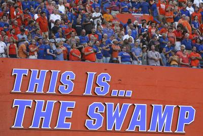 The University of Florida launched a new Florida Gators app for mobile devices that, among other things, offers the chance for a fan to get involved in pretty much every way shy of calling a play for coach Dan Mullen's offense.