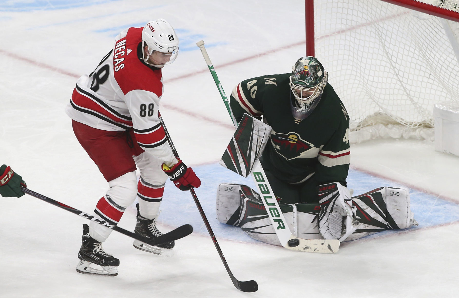 Where Would The Wild Be Without Goaltender Devan Dubnyk?