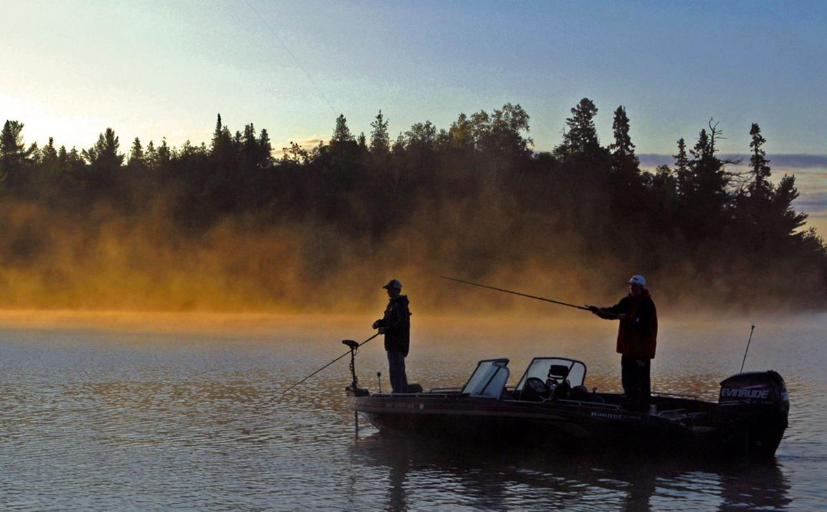 Dennis anderson the 10 best minnesota lakes to hook a for Best fishing in minnesota