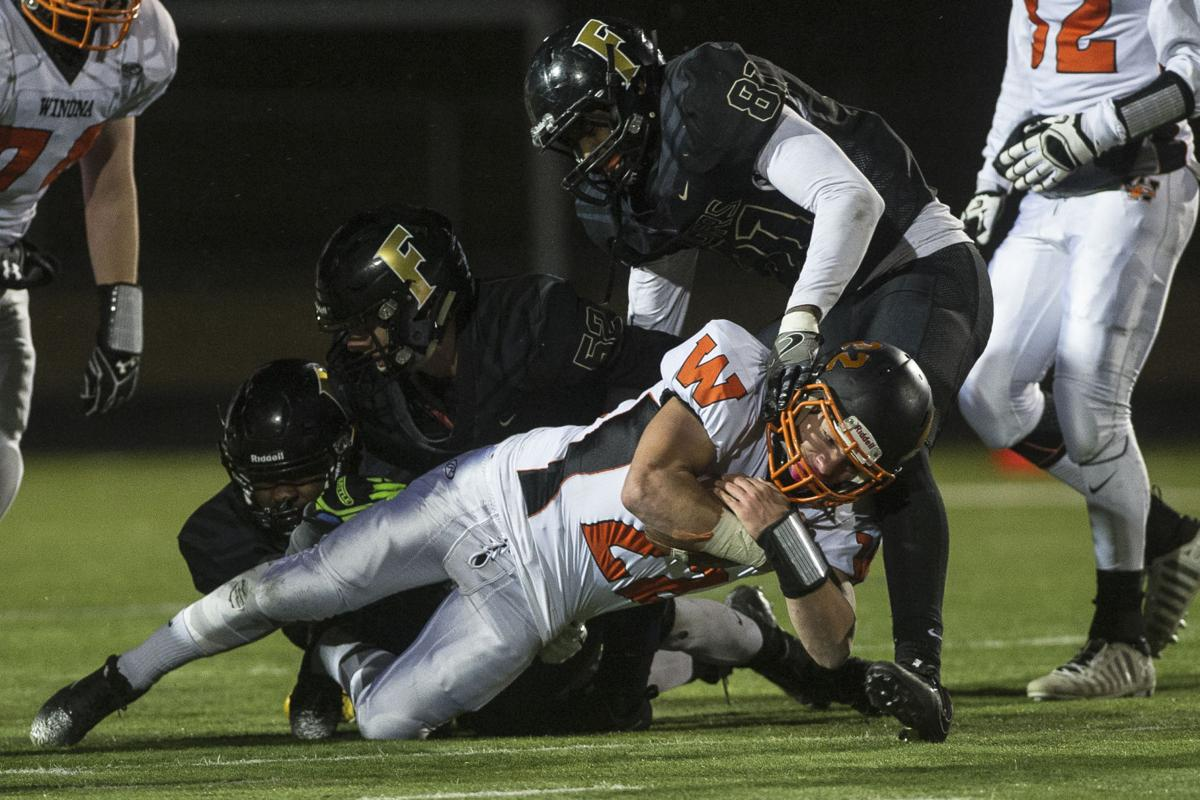 BACK TO THE BANK: Top-ranked Winona freezes Fridley comeback