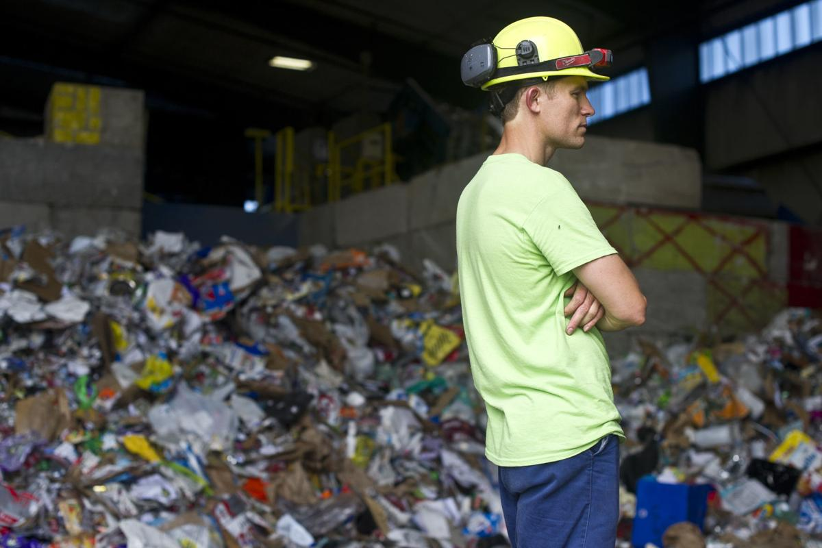 What happens to your trash and recycling?