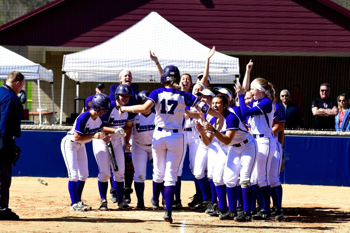 Winona State softball