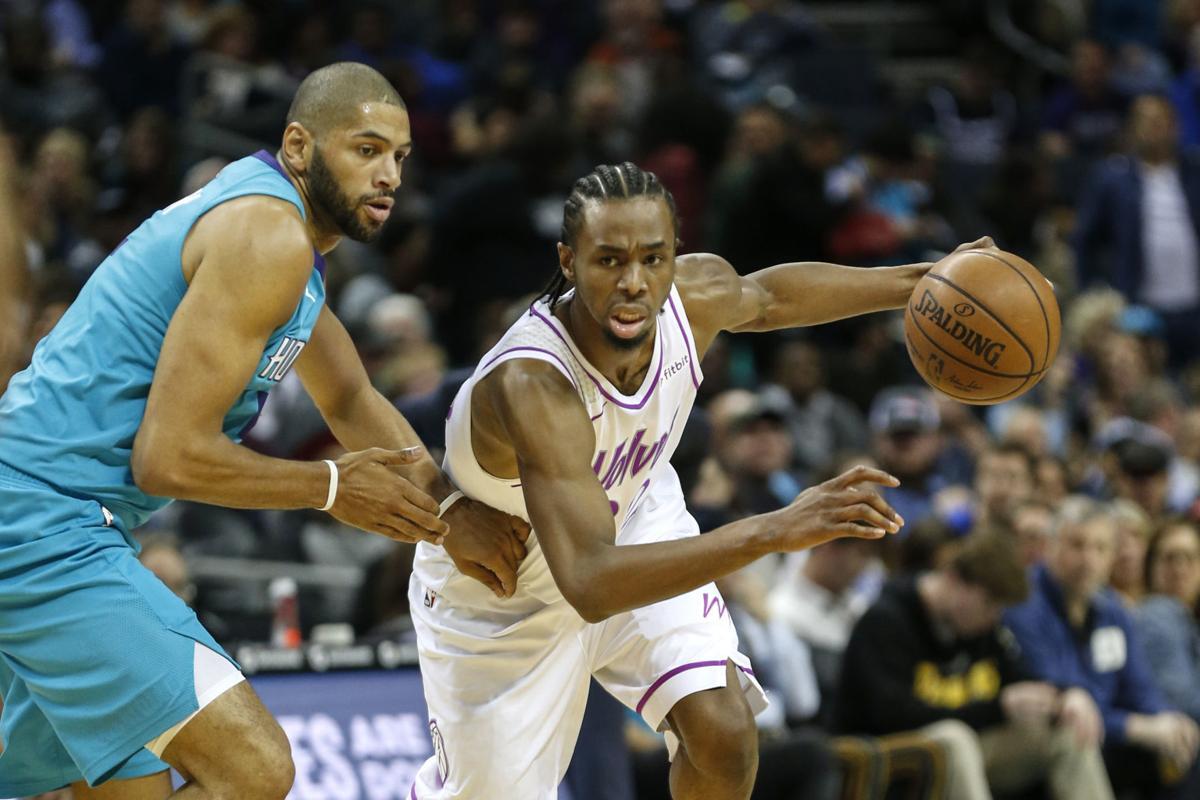 Timberwolves Hornets Basketball