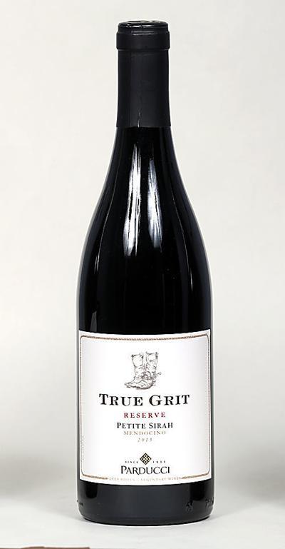 Wine True Grit