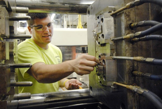 Composites Firms Help Each Other When They Re In A Bind