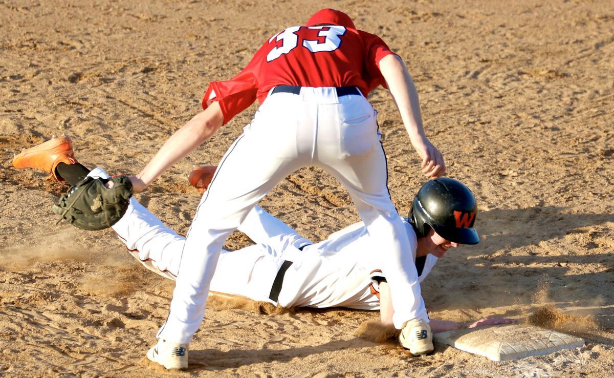 Photos: WSHS Baseball vs Albert Lea