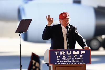 Trump Minneapolis