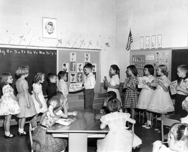 A look back at Winona classrooms, 50 years ago | Education ...