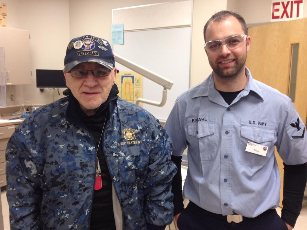 cvtc looks to give vets a smile with free dental clinic local