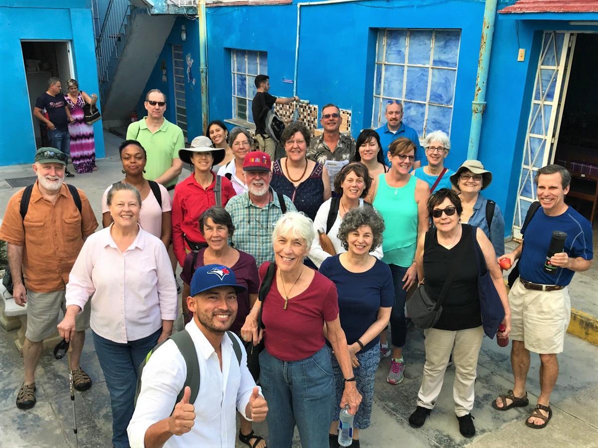 Cuba visit