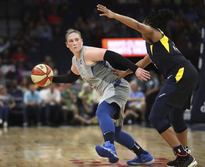 c9c619d07 Lindsay Whalen to retire from Lynx  Storied career comes to a close ...