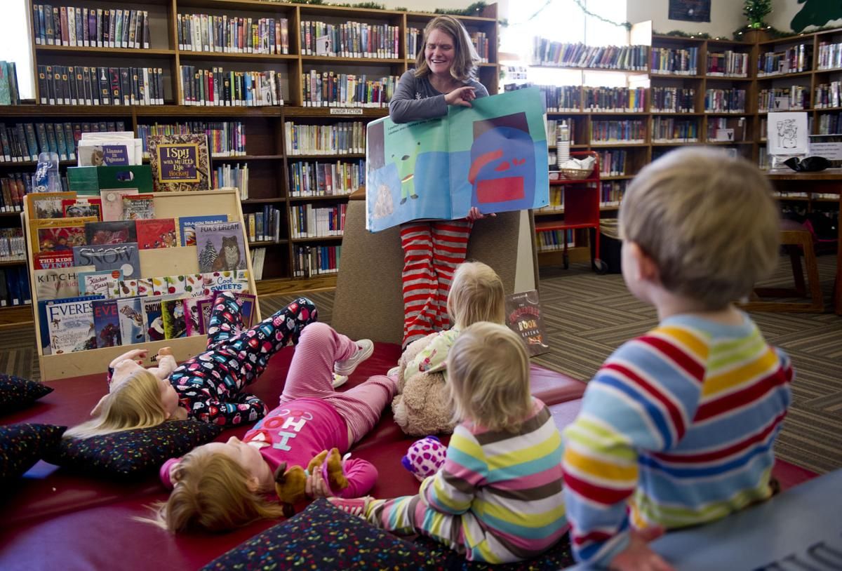 Pajama Day at the Library 01