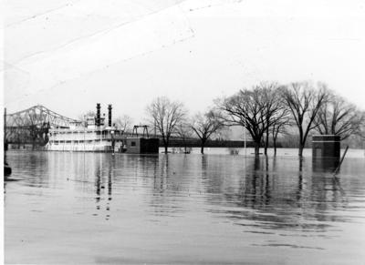 The Winona Flood of 1965, Part 1: Falling water, rising river, worst flood in memory predicted