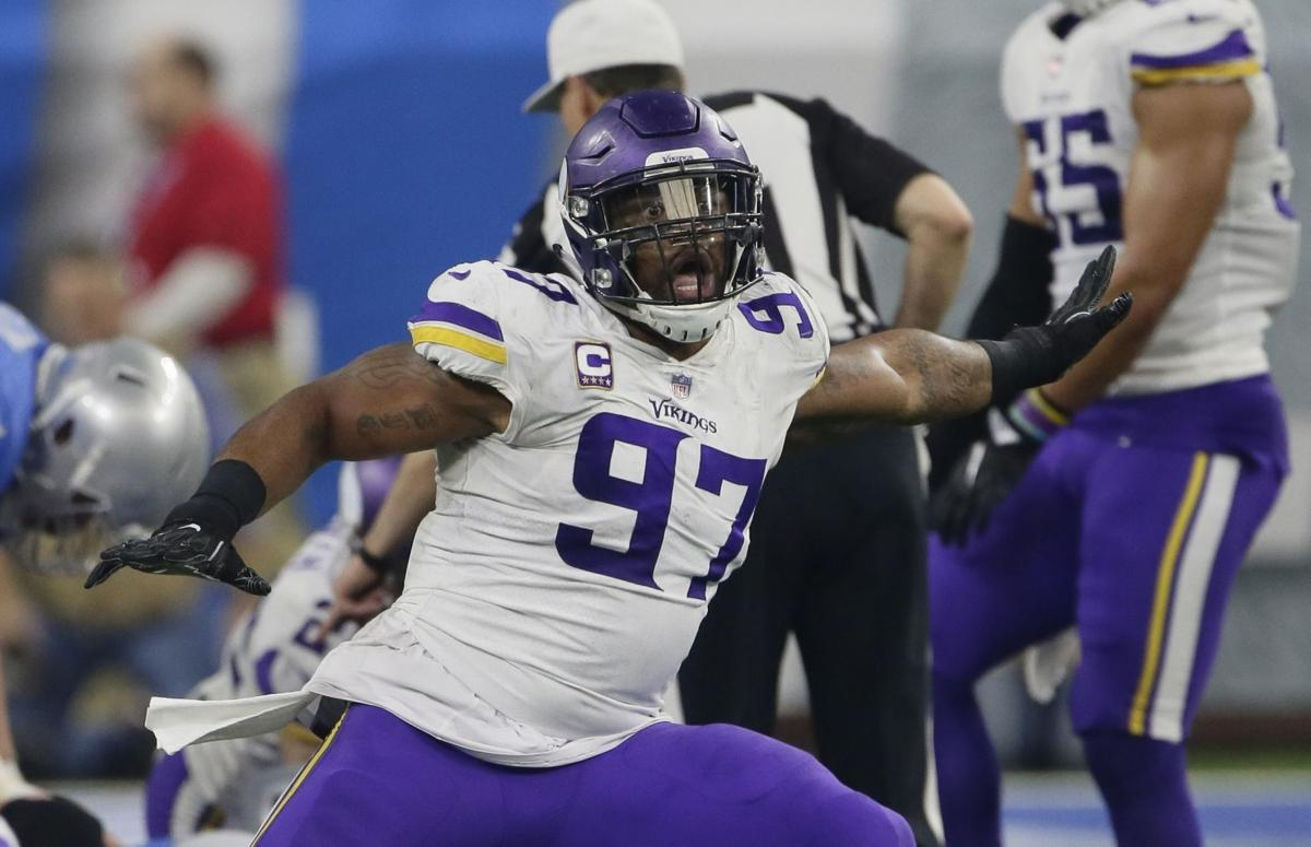 Minnesota Vikings John Randle sees himself in Everson Griffen