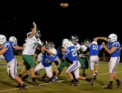 Photos: R-P football vs Cotter