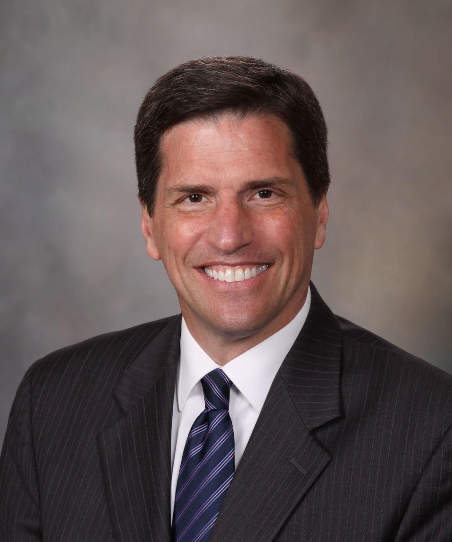Dr. Paul Mueller, Mayo's SW wisconsin regional VP