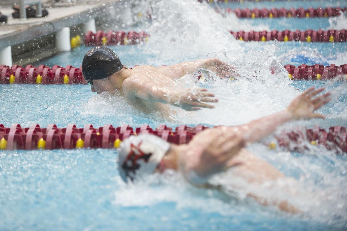 Swimming Finals 14