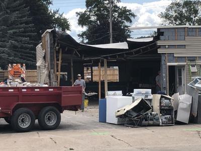 Plumbers Mechanical Group damaged