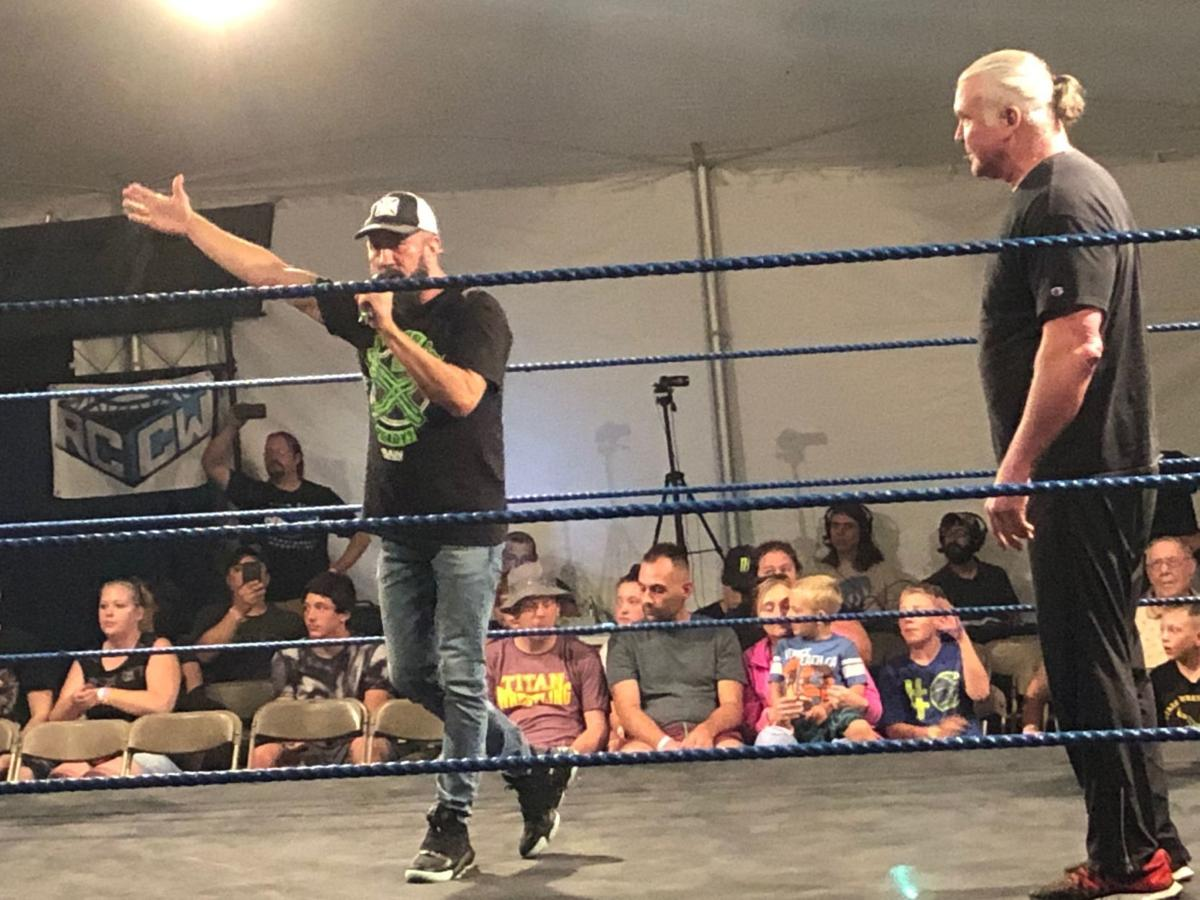 Sean Waltman and Scott Hall