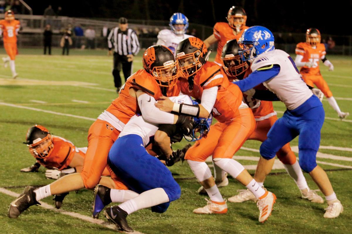 Winona Senior High School Football vs K-M