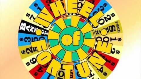 Wheel Of Fortune Theme Music