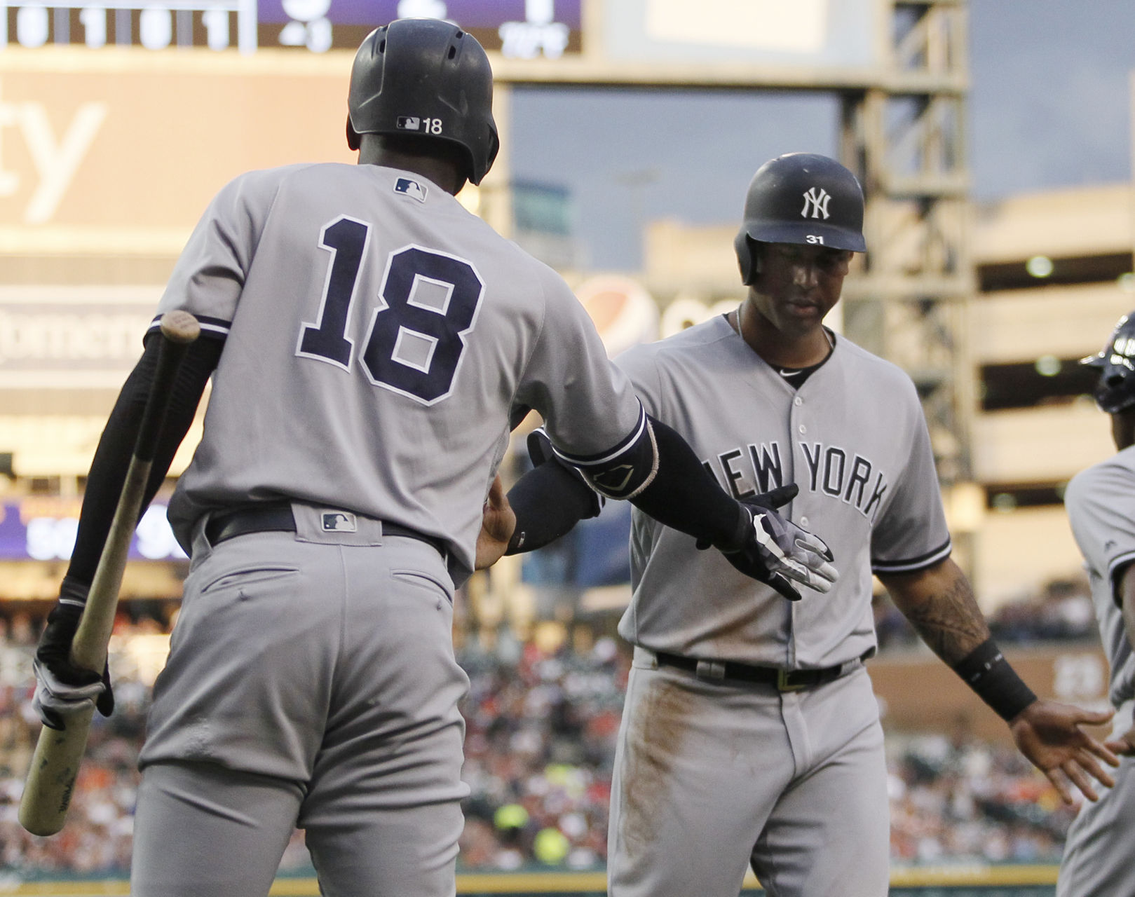 Didi Gregorius breaks Yankees single-season HR record