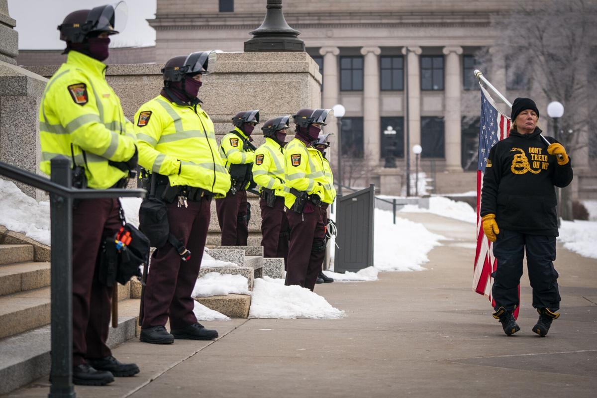 Electoral College-Protests-Minnesota