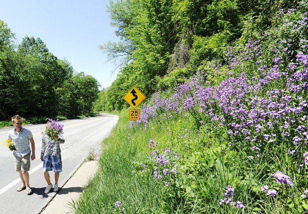 Kids hand-pick flowers for Mother's Day | Local ...