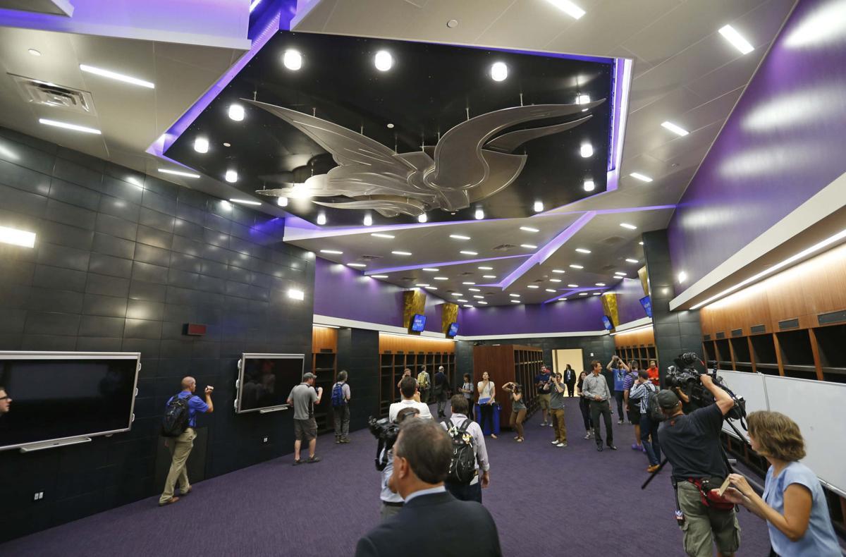Photos Minnesota Vikings New Stadium Pro Sports