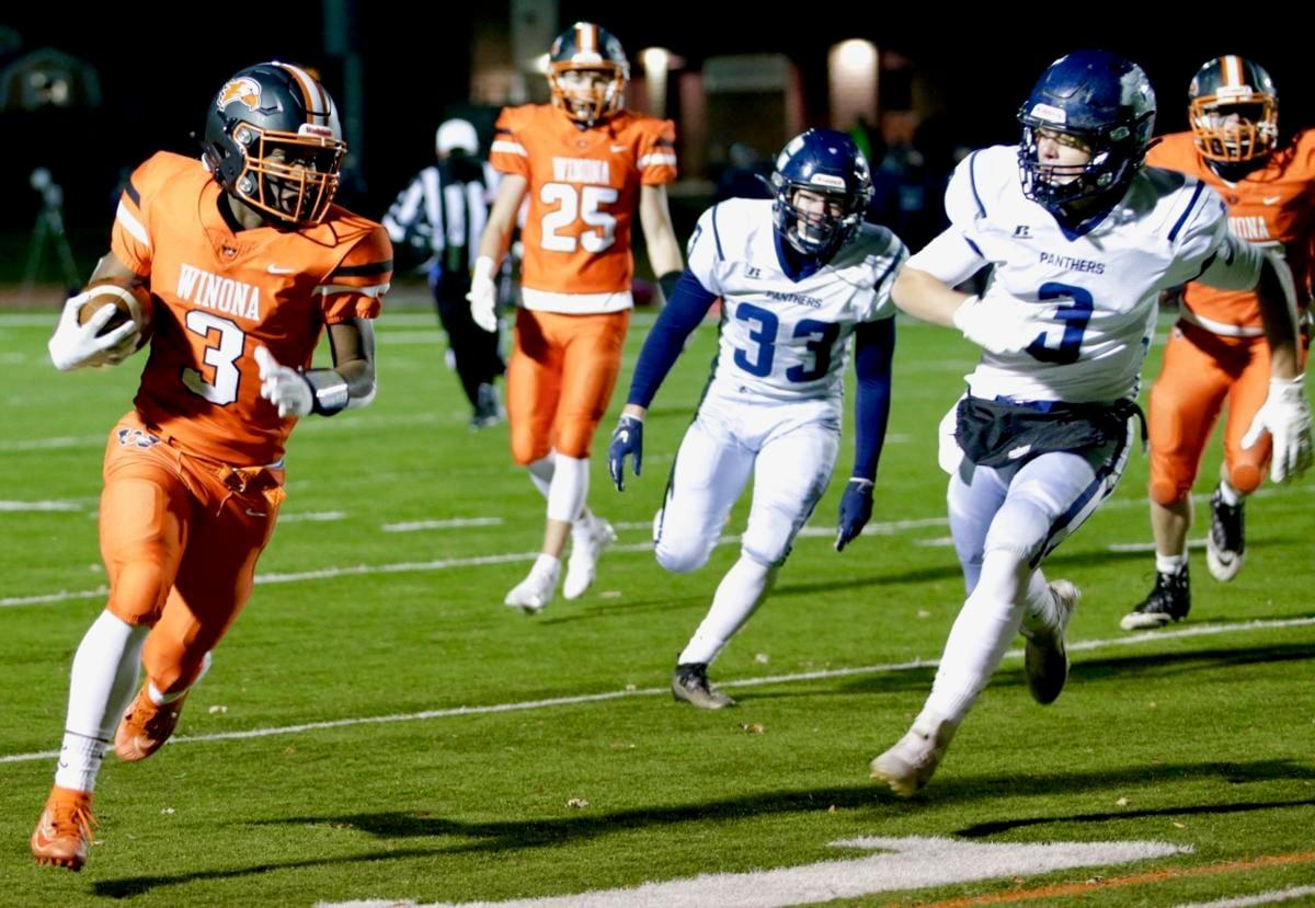 Photos: WSHS football vs Rochester Century
