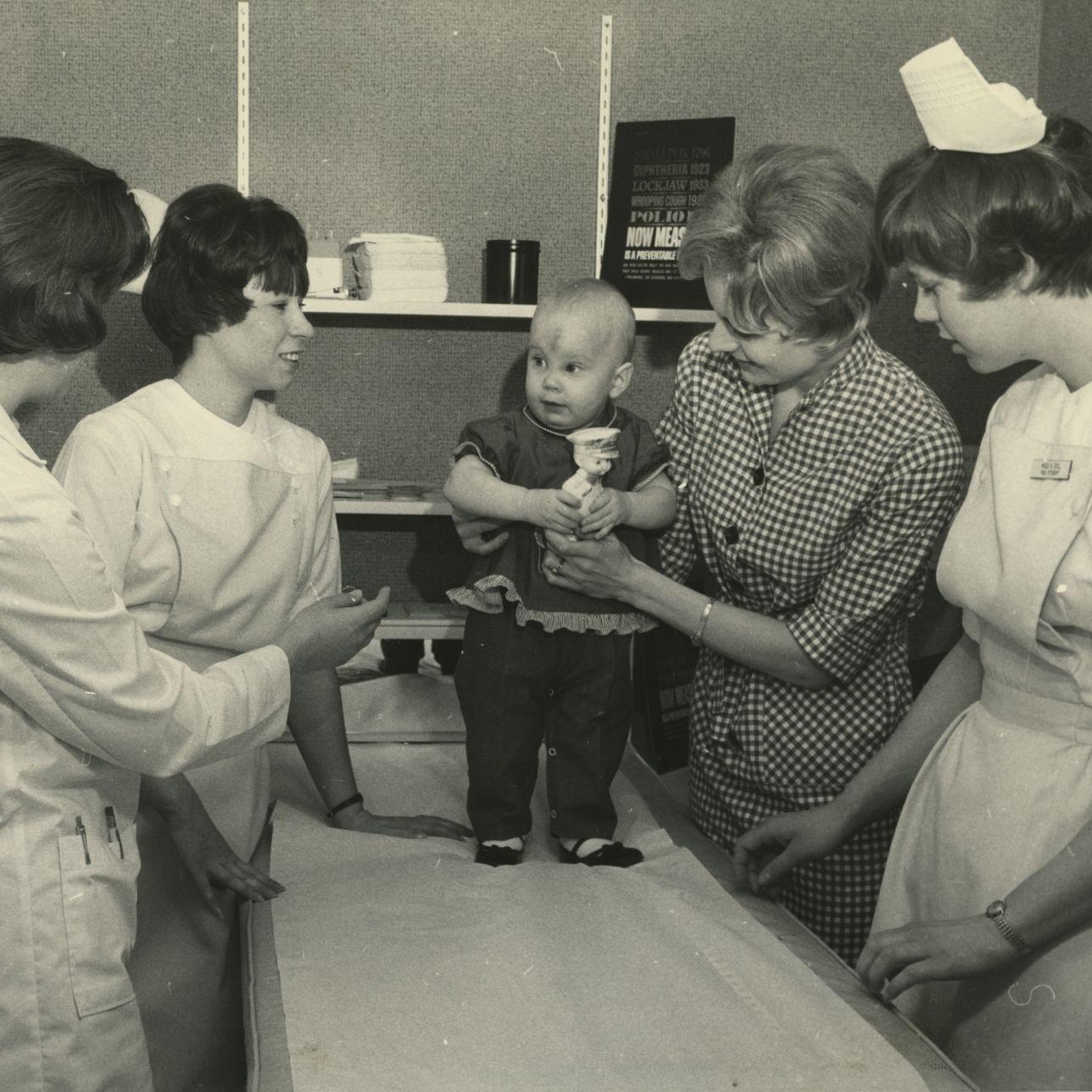 Winona State University nursing program celebrates 50 years