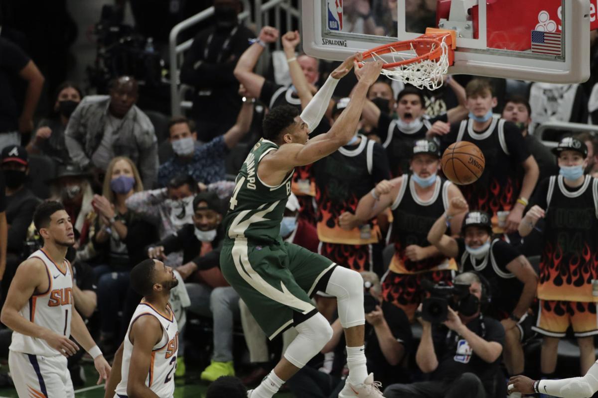 Giannis the Great: Bucks star making his mark in NBA ...
