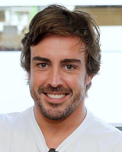 Fernando Alonso mug