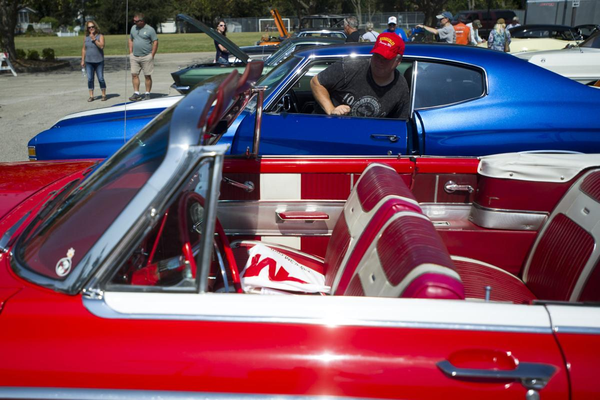 For the love of cars: Winona motor parts store presents 12th annual car show