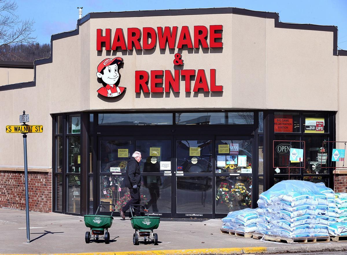 Heth's Harware Hank