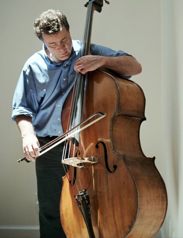 Double bassist Edgar Meyer. (Contributed photo)