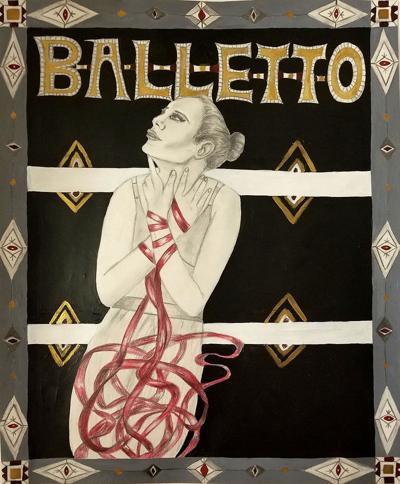 Artwork by Sadie Doering