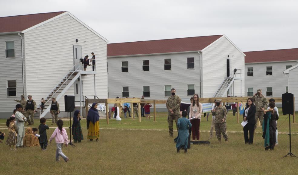 Fort McCoy barracks