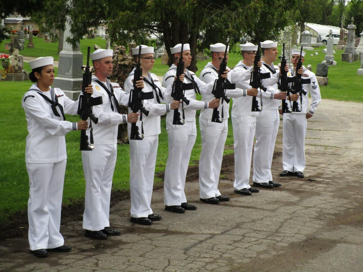 Naval tribute