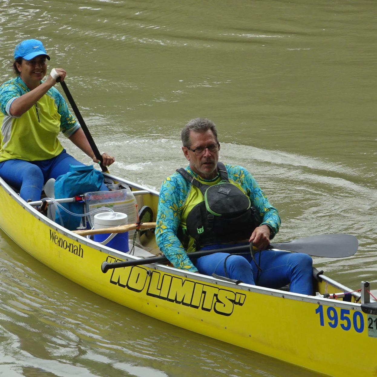 Winona man finishes 'toughest canoe race in the world