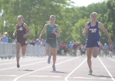 Amanda Iverson State Track
