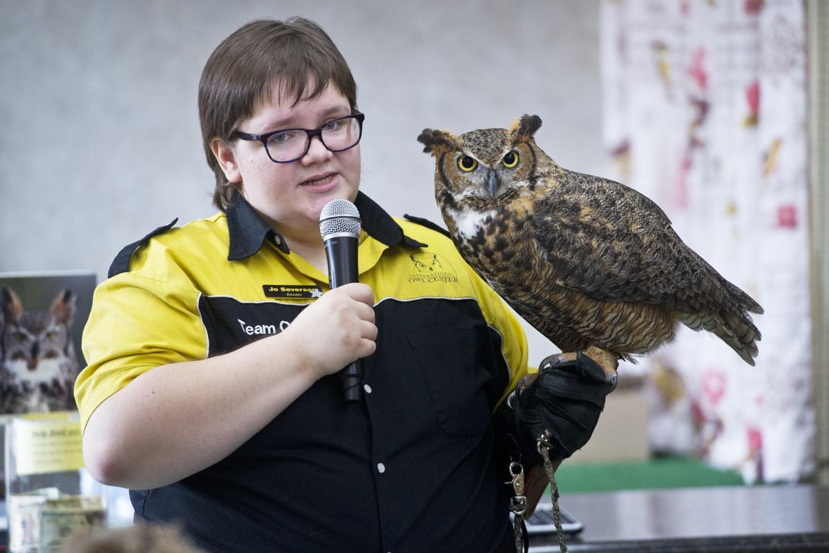 International Owl Awareness Day 07