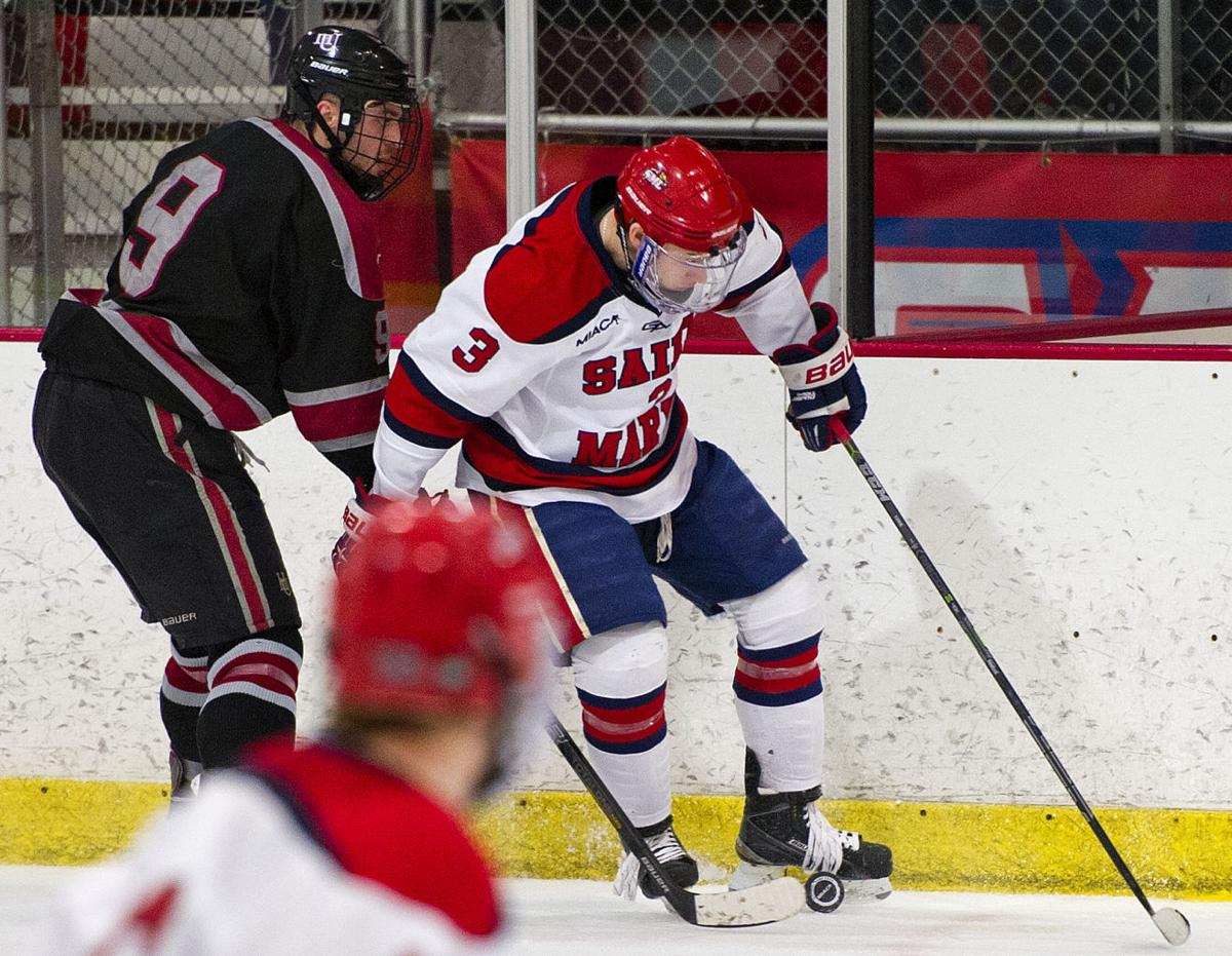 Men's hockey: Saint Mary's begins season with chip on its ...
