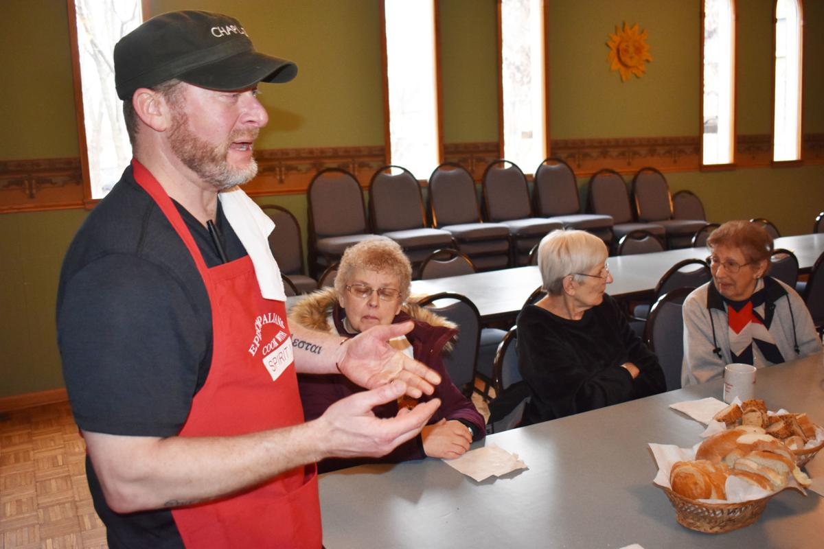 Portage Soup Kitchen Offers Food Fellowship Regional News
