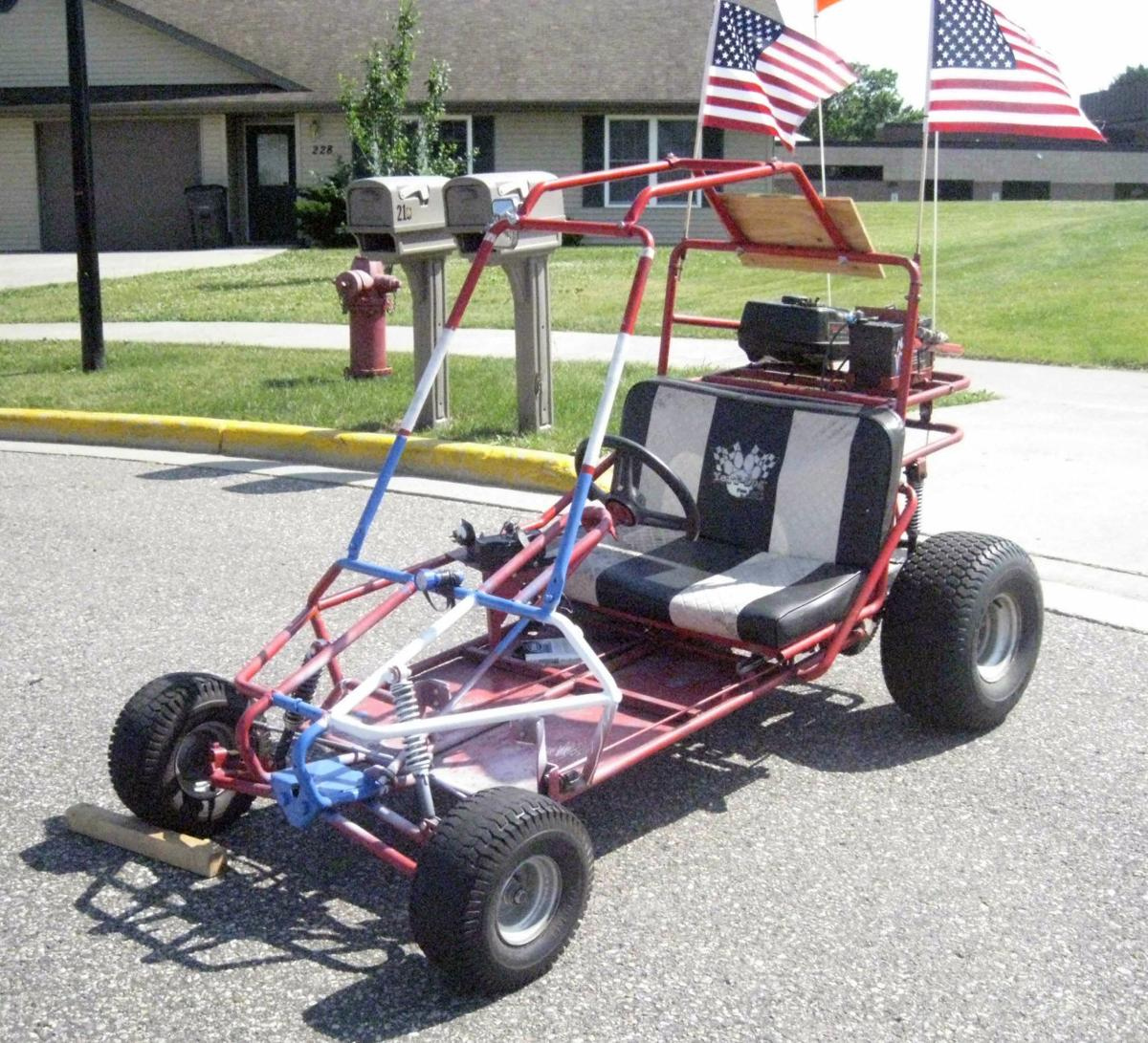 Man gets year in jail for 6th OWI on go-kart