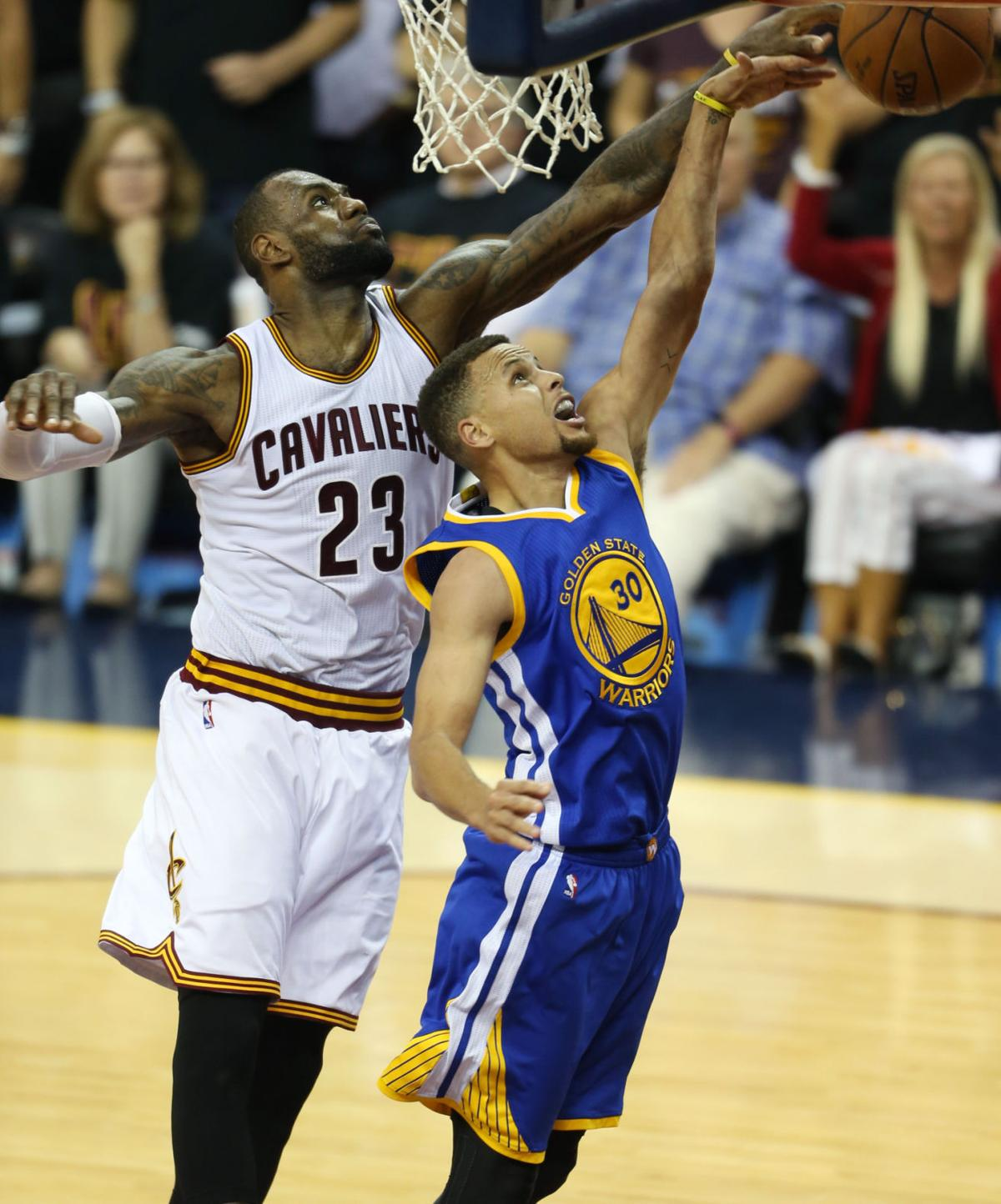 NBA FINALS: LeBron lifts Cavs, Cleveland to cusp of title | Basketball | wiscnews.com