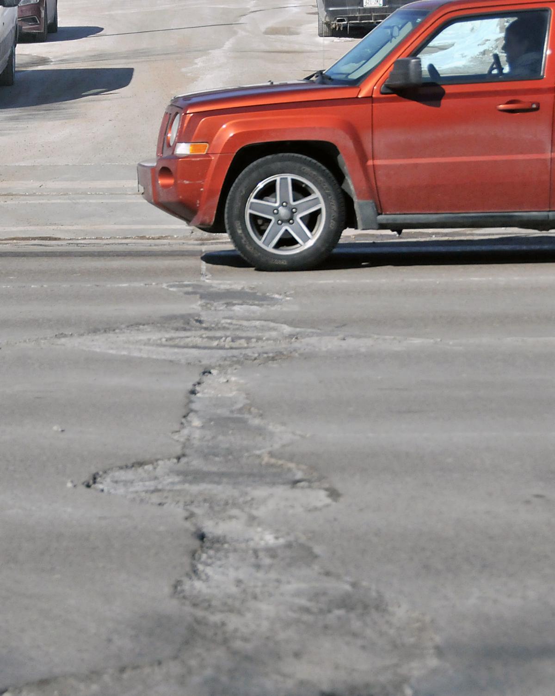 Baraboo potholes