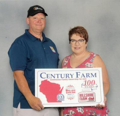 Bessac family receives Century Farm Award