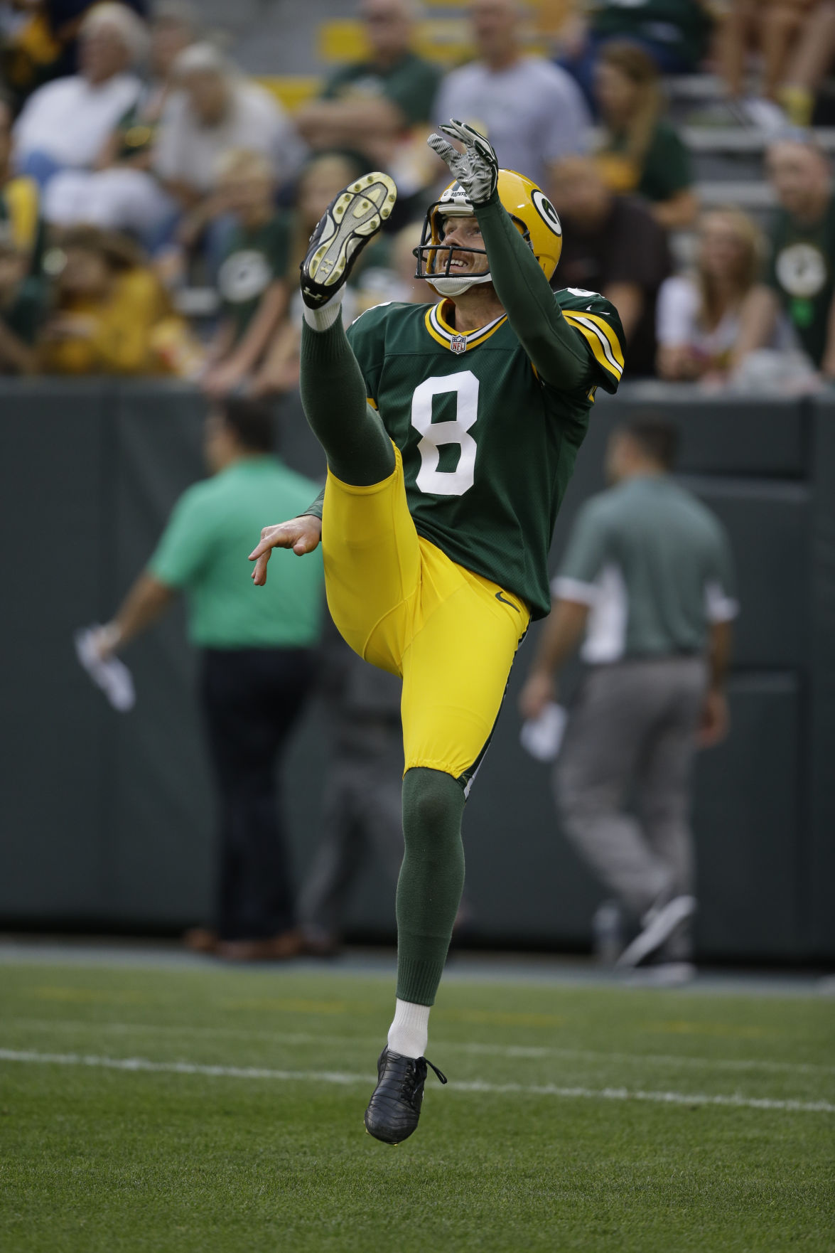 Packers: Green Bay releases punter Tim Masthay, claims Jacob Schum ...
