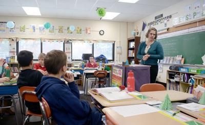 Community Christian School voucher program